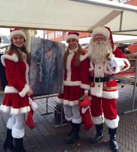 Kerstmarkt Rijnplein Alphen aan den Rijn 2014