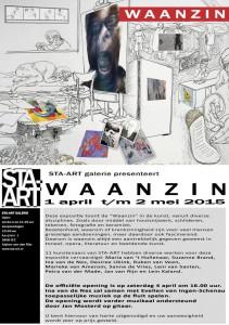 Expositie Waanzin